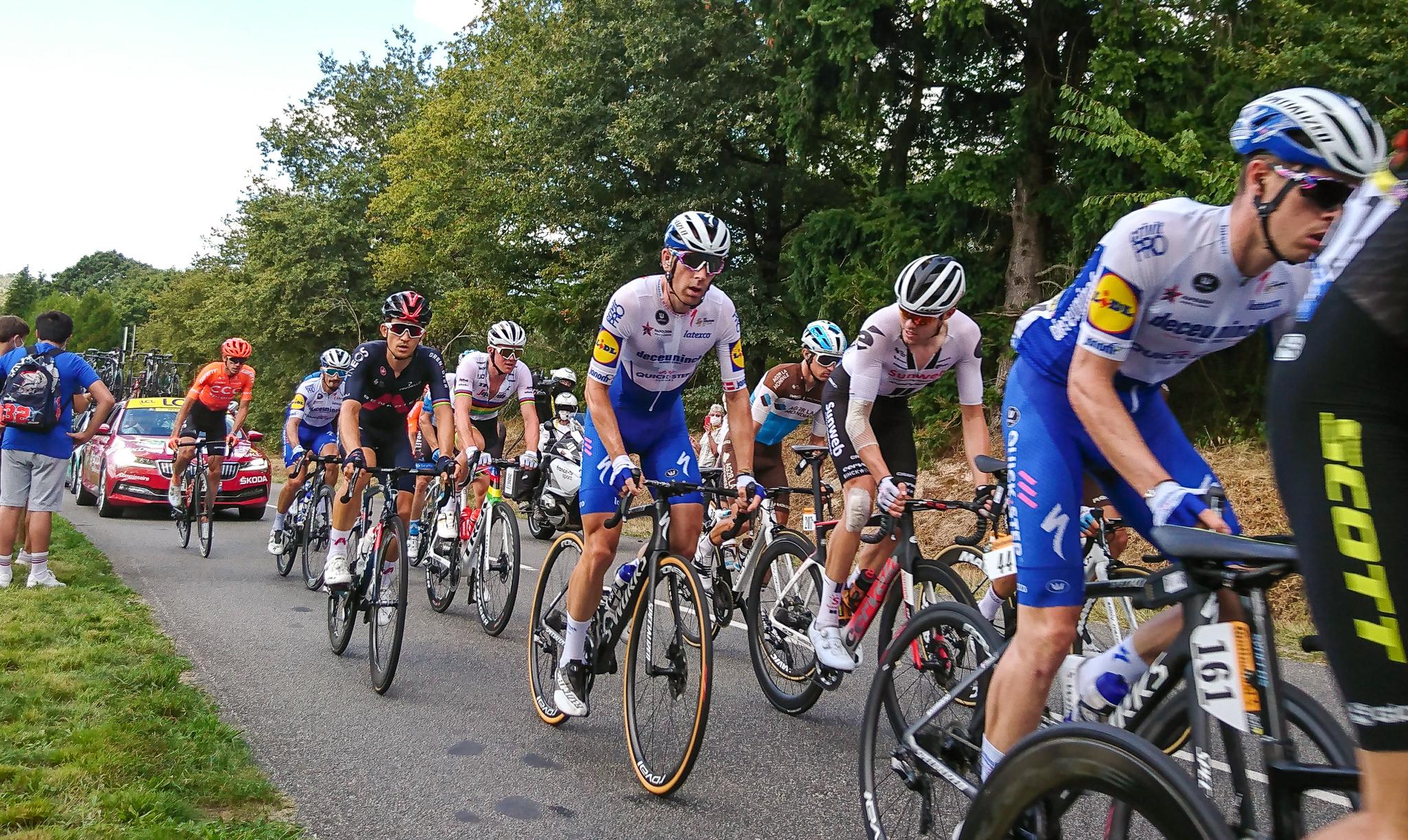 Tour de France Haute-Vienne PEP 87