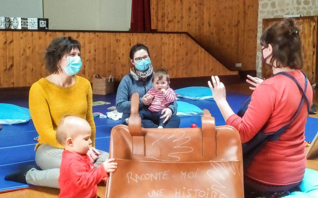 Les «Ateliers près de chez vous» de L'Espace Familles